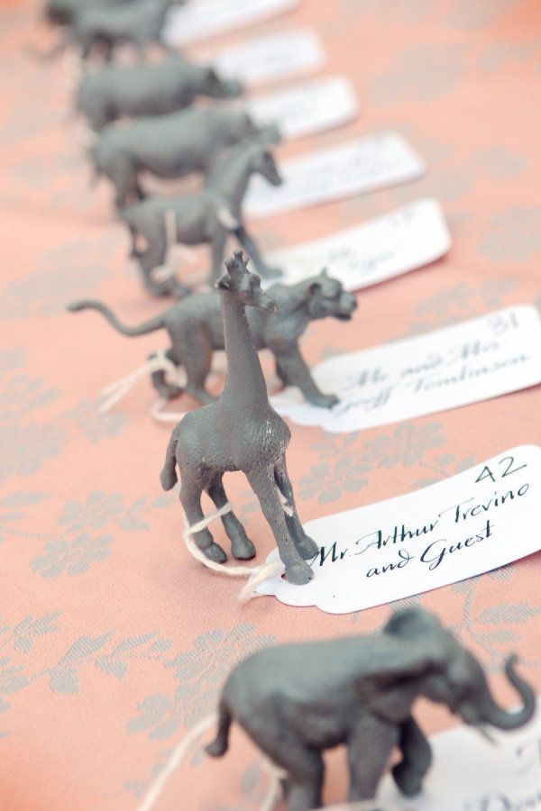 Fort Worth Zoo Wedding from Andrea Polito Photography + Emily Clarke Events | Style Me Pretty