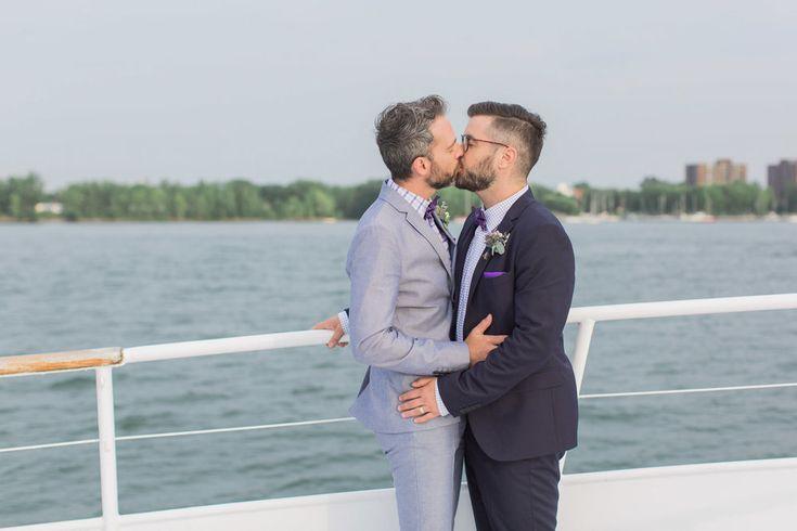 Weddings on the Navark in Montreal