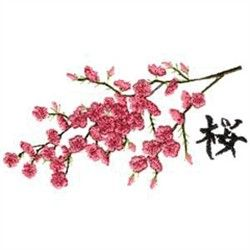 Cherry Blossoms embroidery design file $9.99Tattoo Ideas, Favorite Tattoo, Embroidery Ideas, Cherries Blossoms, Buildings Ideas, Embroidery Design, Blossoms Embroidery, Chinese Embroidery, Cherry Blossoms
