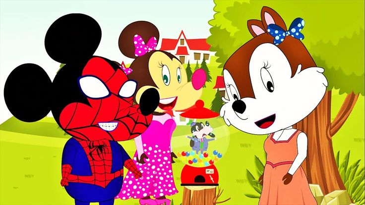 Minnie Mouse Bowtique Full Episodes ❤ Mickey Mouse Clubhouse - Spiderman...