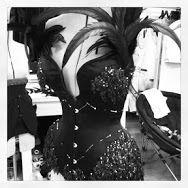 Claudia Savage - In The Studio