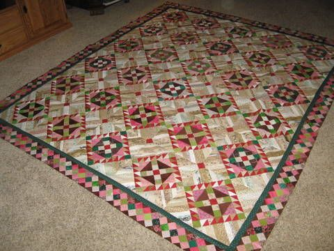 Bonnie Hunter New Mystery Quilt