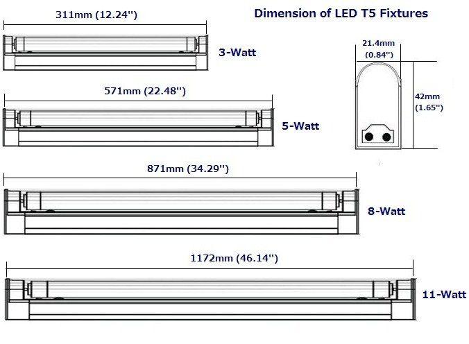 fluorescent light size google search detail. Black Bedroom Furniture Sets. Home Design Ideas