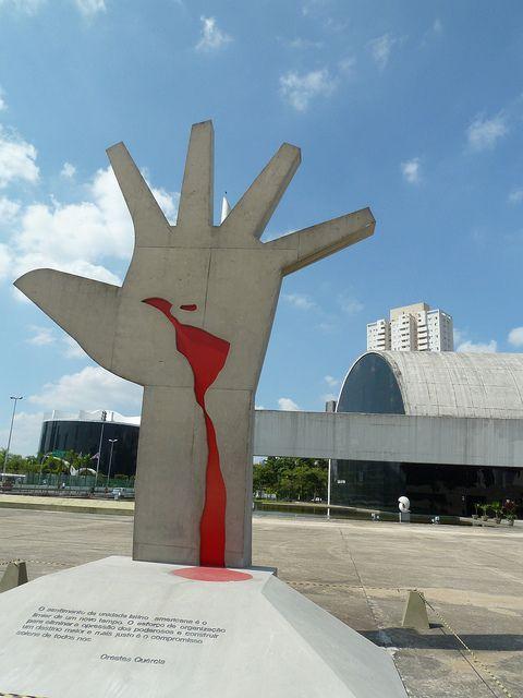 Latin America Memorial, Sao Paulo - Brazil