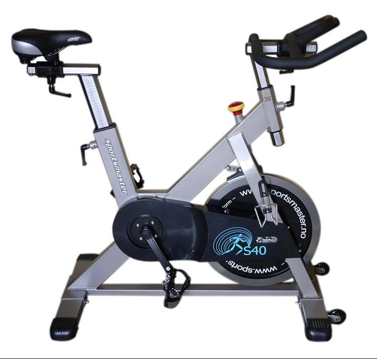 Spinningsykkel S40 - 4500,-