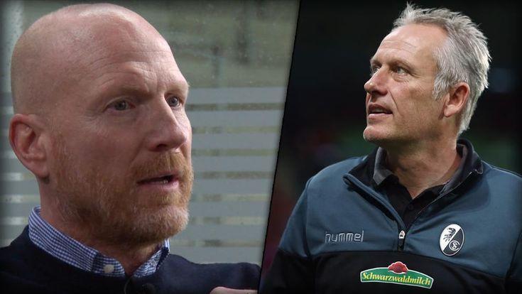 Eurosport-Experte Matthias Sammer äußert sich über Freiburg-Trainer Christian Streich.
