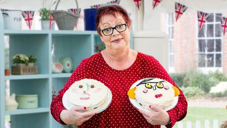 Comic Relief Bake off Competition