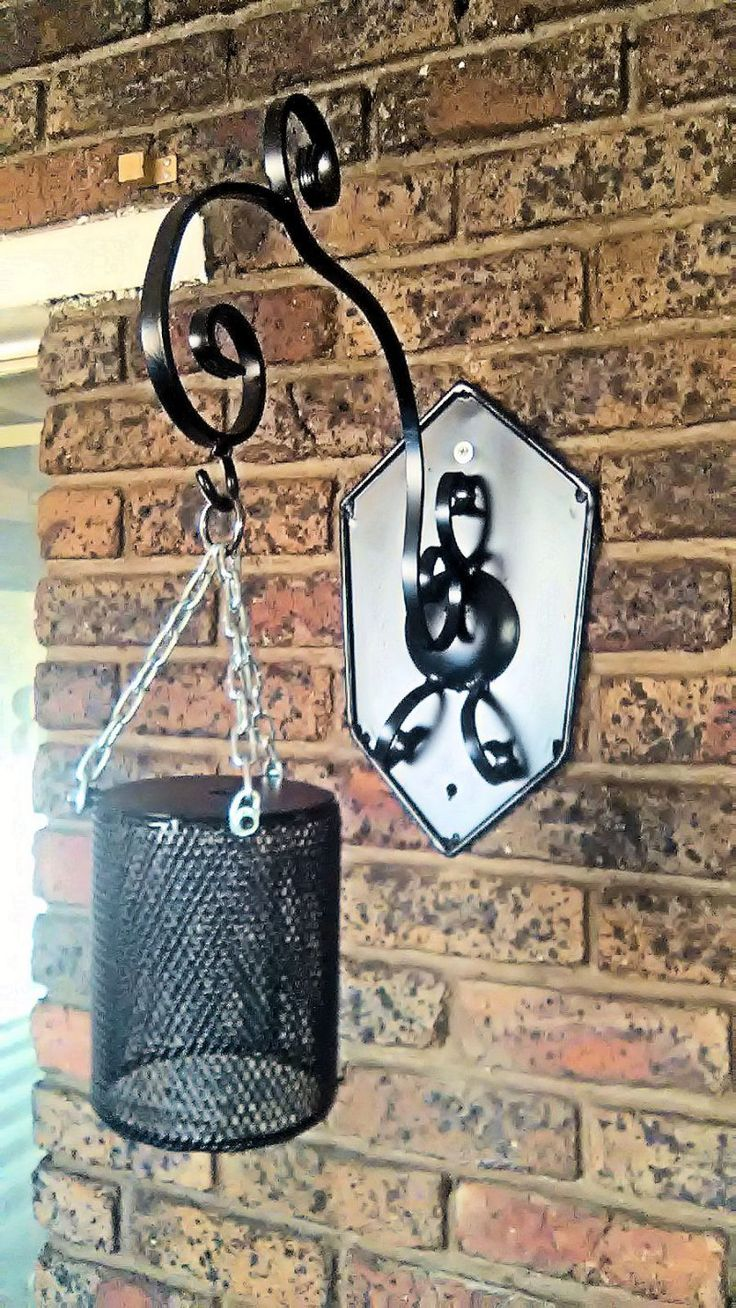 Hanging lamp perfect for the hall or entrance hall or just about any place in your home.