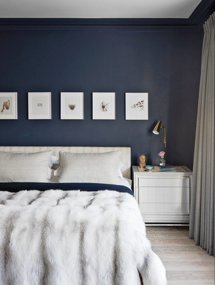 Take A Look At These Stylish Cosy Bedrooms And Join The Dark Side