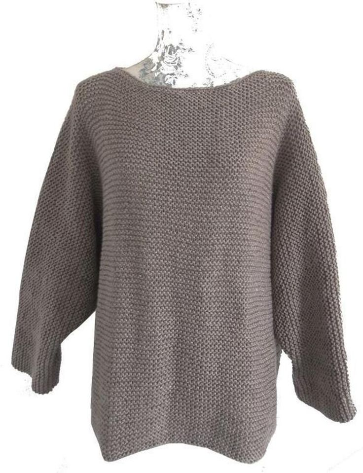 Easy Knitting Pattern For Sweater : 994 best images about Knitting Patterns on Pinterest Free pattern, Knitting...