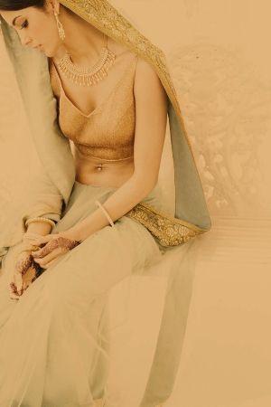 Indian Wedding by michellecml Aline