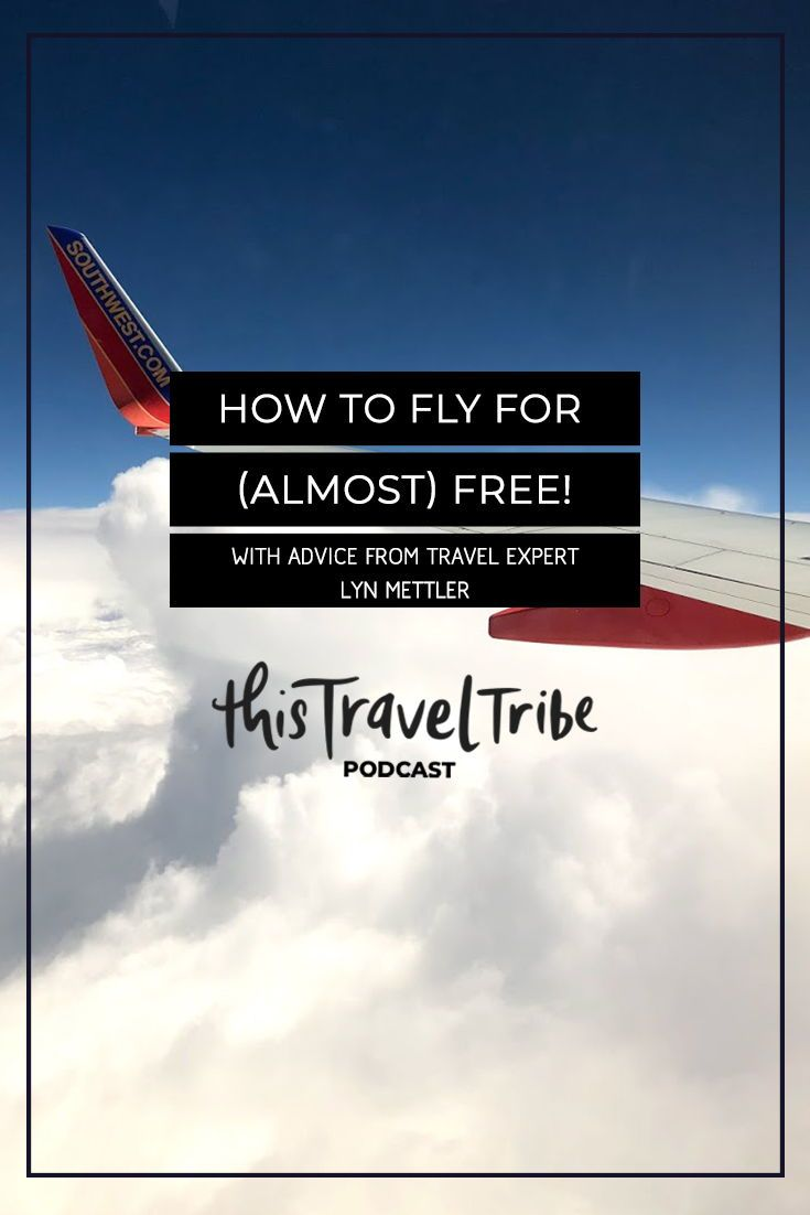 Learning How To Fly For Almost Free Can Change Your Travel Life