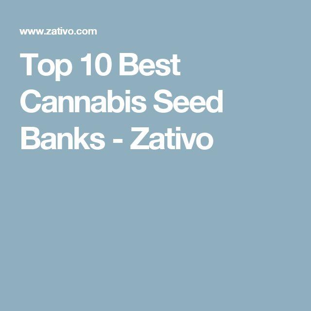 Top 10 Best Cannabis Seed Banks - Zativo