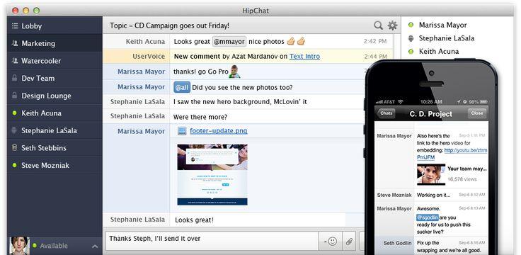 Atlassian HipChat