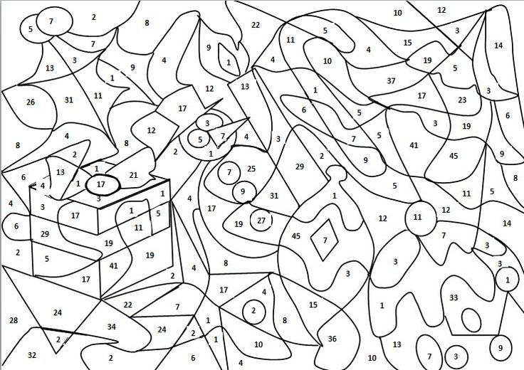 Great Christmas maths resource involving colouring. The