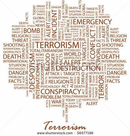 terrorism essay in english short