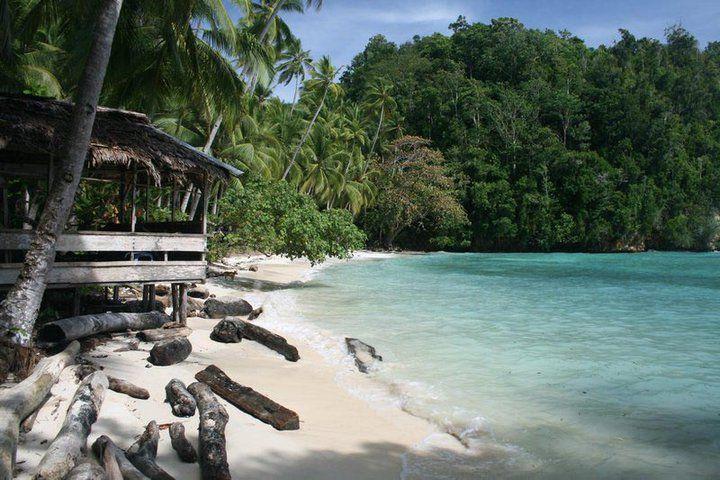 Kadidiri island, Togean Indonesioa