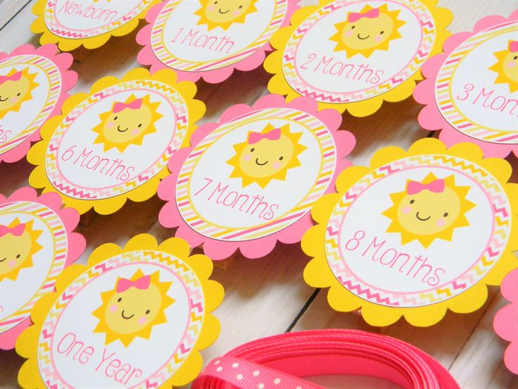 You Are My Sunshine First Birthday Party - First Year Photo Clothespin Banner - Sun Party Decorations - Picture Banner - Girl Sunshine Decor by sweetheartpartyshop on Etsy https://www.etsy.com/listing/526558946/you-are-my-sunshine-first-birthday-party