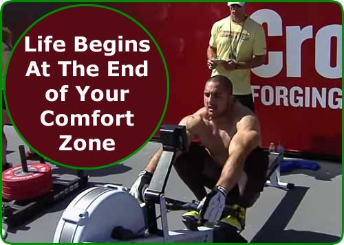 Life begins at the end of your comfort zone Hope you are all getting fit for the new year #crossfit #fitness #workout http://www.dsstuff.com/barbell-muscle-jeans-crossfit-athletes/