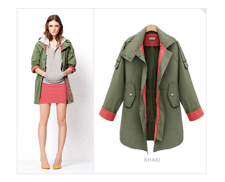 Women's plus size winter dress coats – Novelties of modern fashion ...