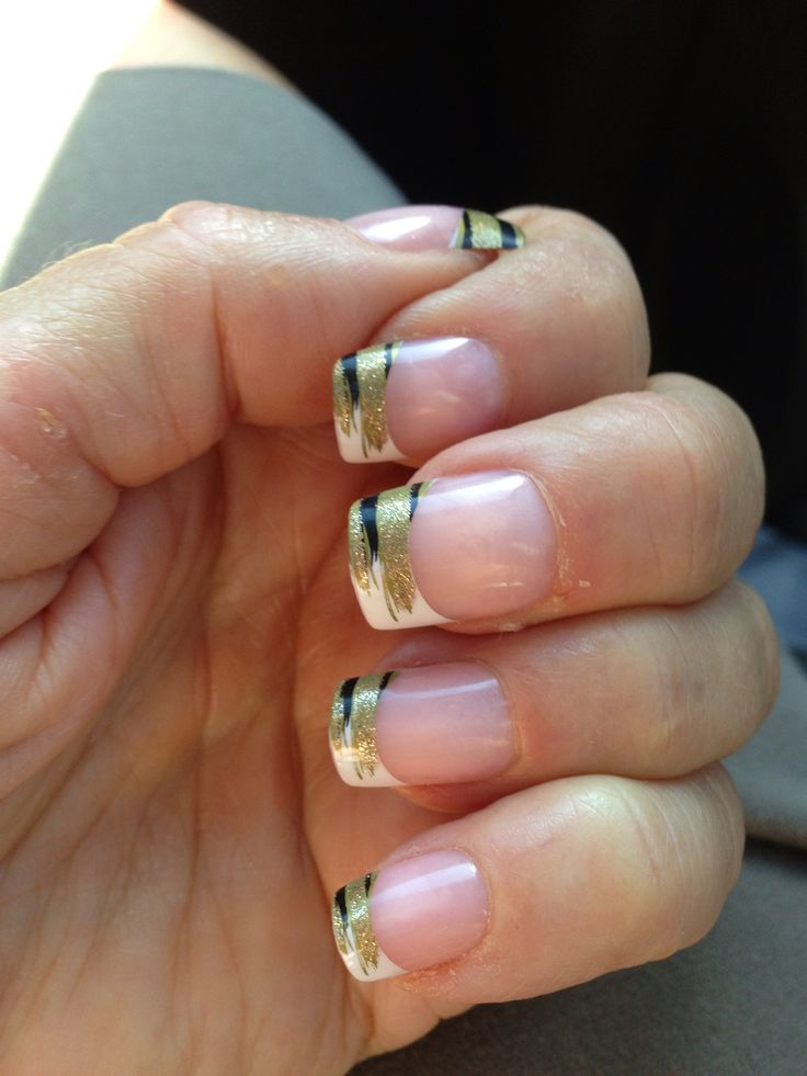 The 9 best Holiday nails images on Pinterest | Holiday nails, Nail ...