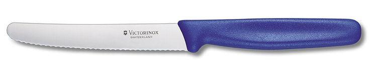 Victorinox Plastic Handle Tomato Knife Serrated 11cm