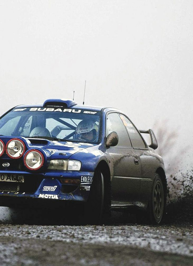 223 best Subaru Rally images on Pinterest | Subaru rally, Rally car ...