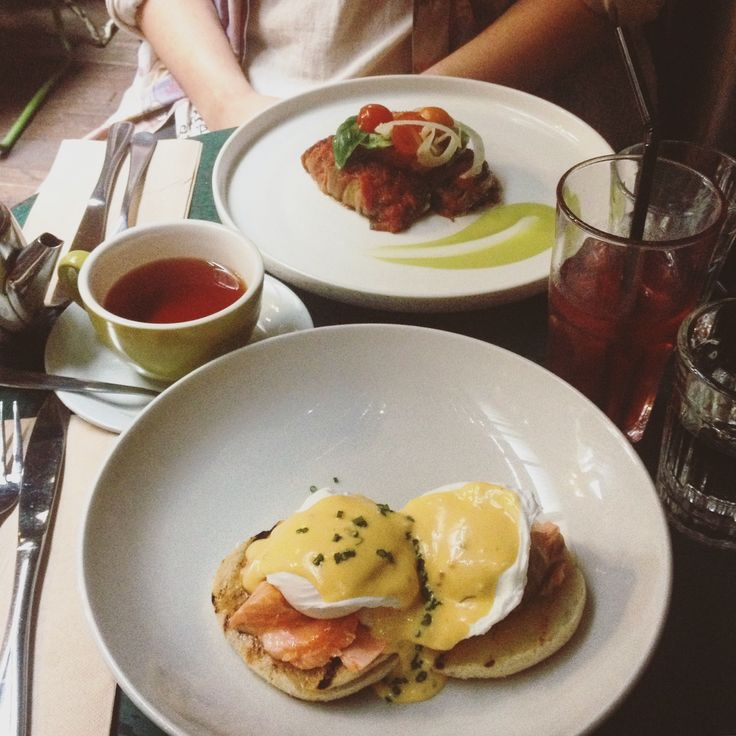 Brunch at Olive; a must when in Wellington