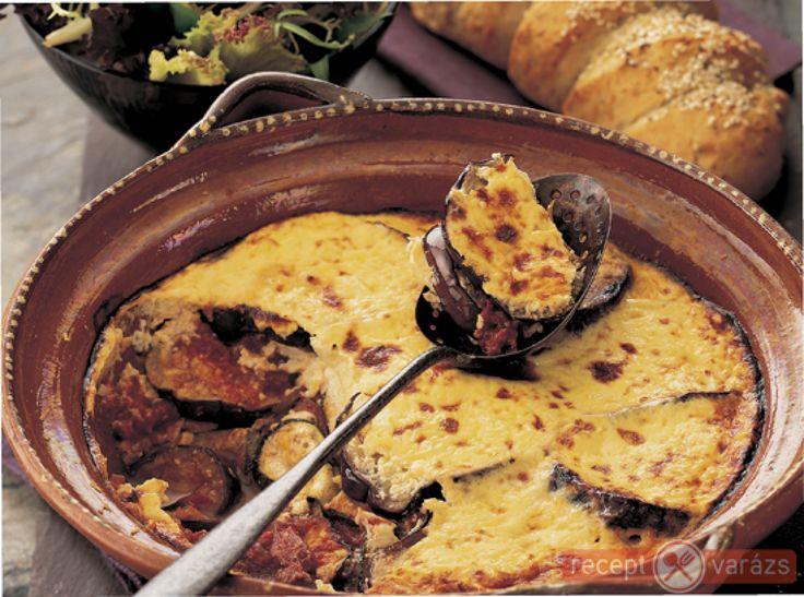 recept receptek rakott padlizsán joghurttal grill grillezett padlizsán cukkini rakott zöldség zöldségek Készítsd el akár 2, vagy 12 főre, a Receptvarazs.hu ebben is segít!