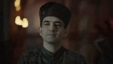 """Muhteşem Yüzyıl: Kösem 9.Bölüm   """"Bülbül dediğin nameli nameli şakır"""""""