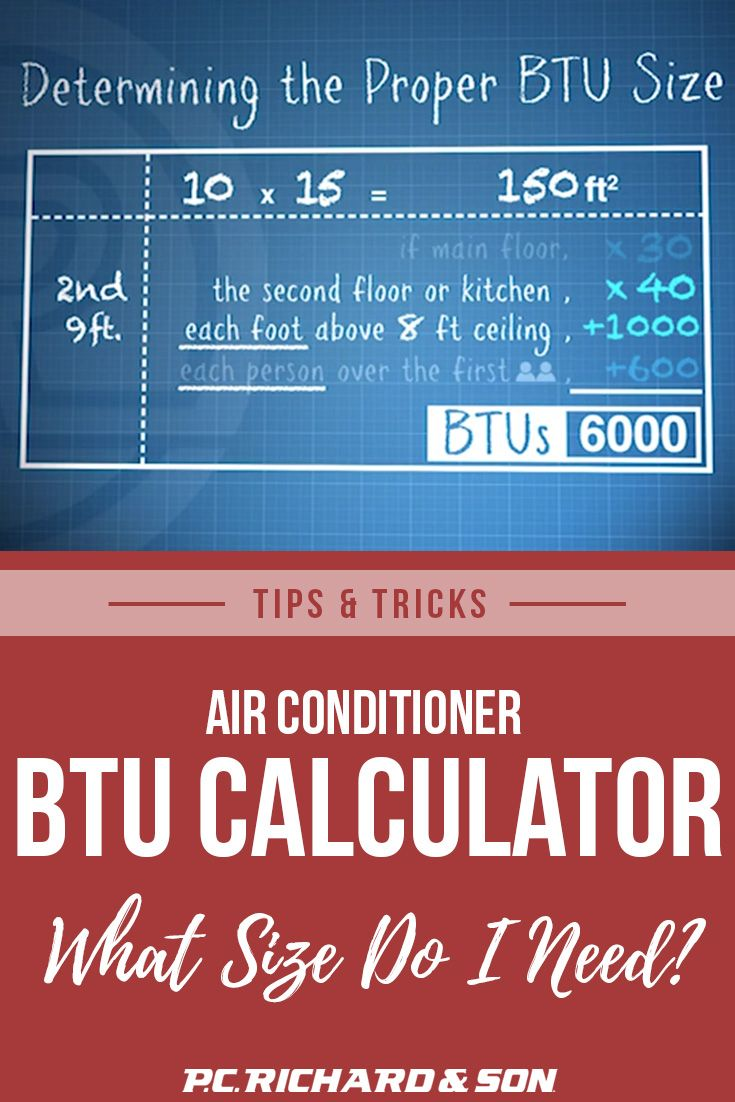 We Ve Got Some Answers To Common Air Conditioner Questions Plus An A C Btu Calculator To Allow You To Figure Air Conditioner Btu Garage Heater Air Conditioner