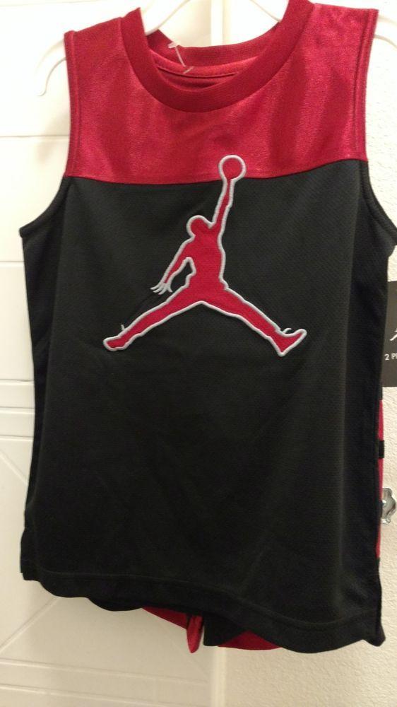 2997ca80af8bf Air Jordan Short set Nike Size 5 Jump man NWT  fashion  clothing  shoes   accessories  kidsclothingshoesaccs  boysclothingsizes4up