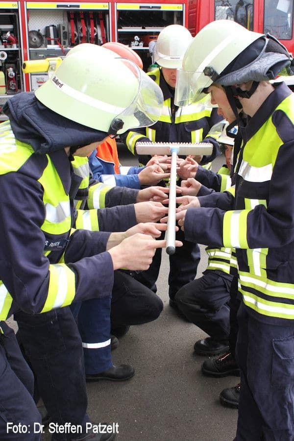 Nicht Schon Wieder Hofballett Feuerwehrubungen 7