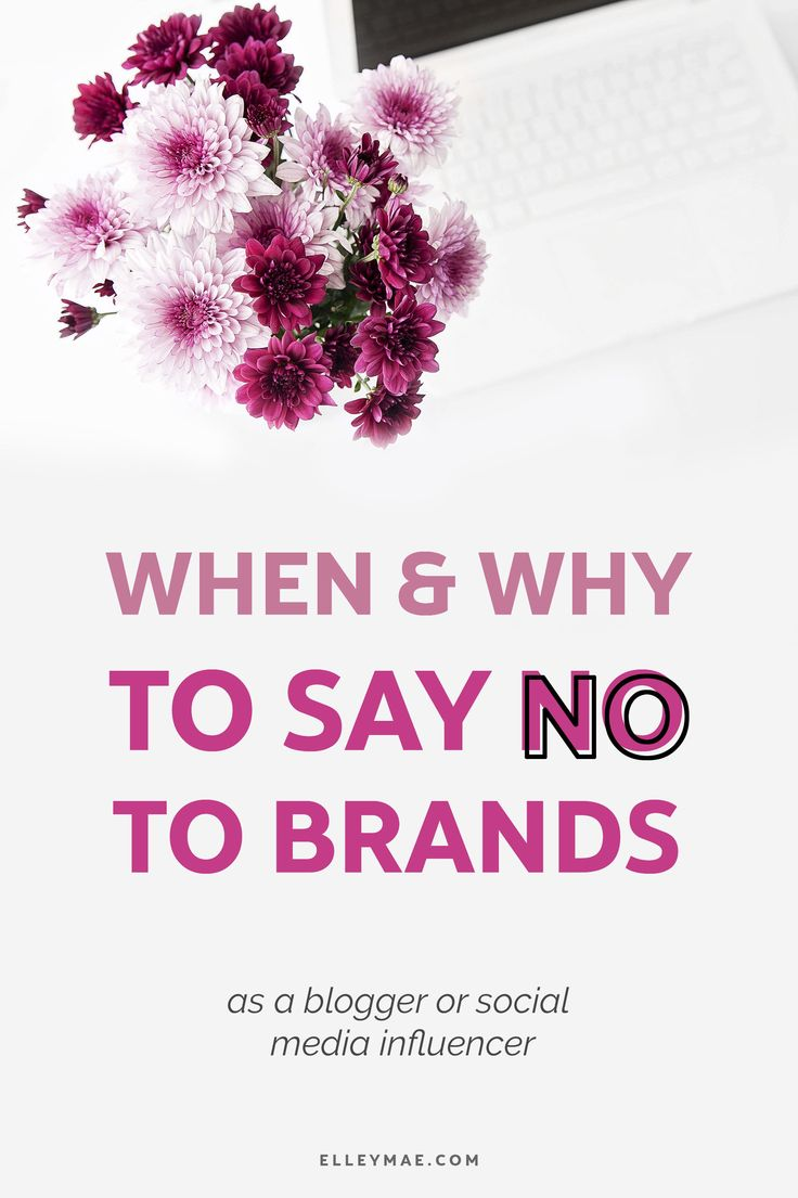 When & Why To Say No To Brands   So a brand has just emailed you offering some wicked deal, free product or discount code. Seems fab, huh? Well, chances are, you could be getting ripped off. Let me show you real life email examples from brands that you won't believe & then you'll see why it's more than okay to say no to brands who don't love you for you   Social Media Tips, Social Media Marketing, Free Blog Resources, Free Blog Template, Work With Brands, Make Money Online, Make...