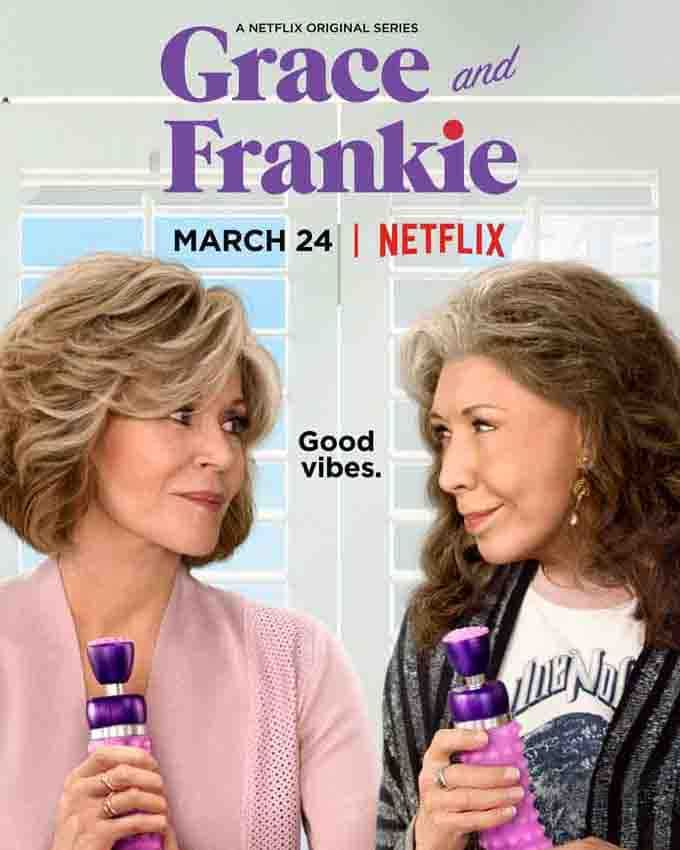 Celebrating Female Friendships With Grace And Frankie Free