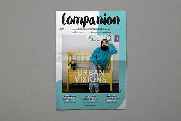 Companion No2 – 25Hours Hotel Magazine on Behance