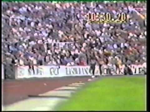 VIDEO: Dave Moorcroft's 5,000m world record in 1982 in Oslo