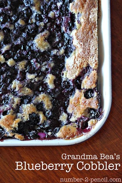Blueberry Cobbler: Bea S Blueberry, Grandma Bea S, Grandma Beas, Food, Blueberry Cobbler, Beas Blueberry, Blueberries, Dessert, Blueberrycobbler