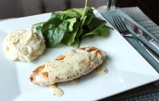 Chicken with Mustard Cream Sauce | Meat Main | Pinterest