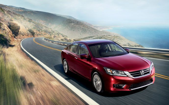 You, the open road and the 2013 Honda Accord. Wouldn't it be great to freeze this moment?