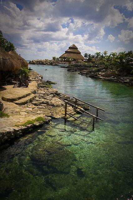 Xcaret Park . Rivera Maya, Mexico