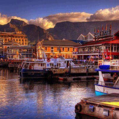 Cape Town Waterfront - South Africa