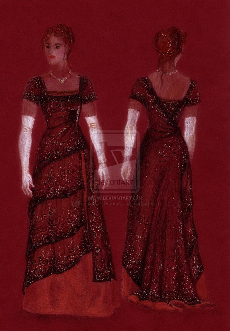 Kate Winslet's/ Rose's...