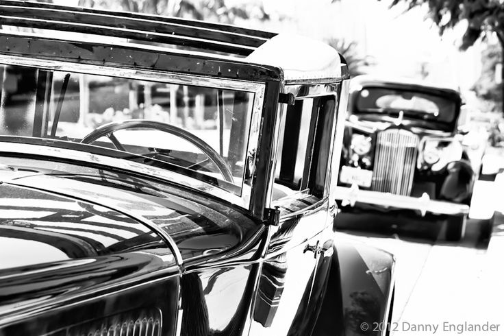"""500px / Photo """"Old Chryslers, India Street, San Diego"""" by Danny Englander"""