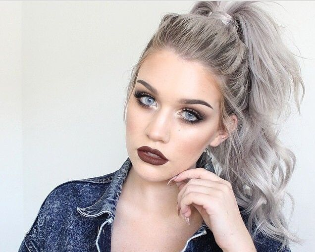 Is GRANNY HAIR Genuinely The #one Hair Trend Proper Now? | Hairstyles