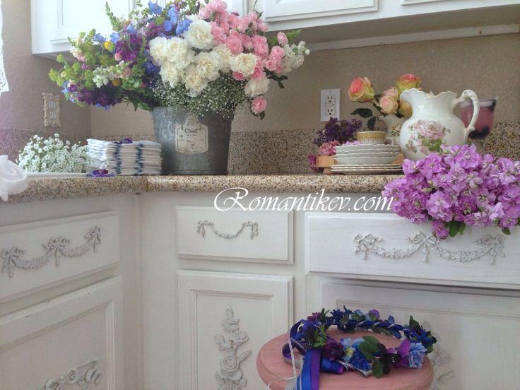 KIr evi tarzı Romantic Shabby chic Romantik evim Magical times Kır evi modelleri  Kır evleri Kır evi resimleri