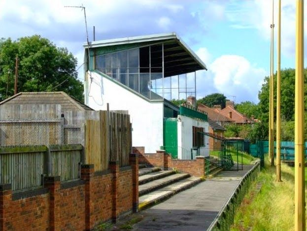 Edgware Town the White Lion Ground