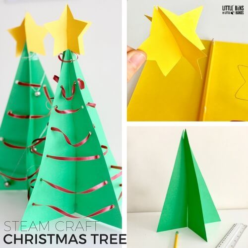 Decorate Christmas Tree On Paper: 25+ Unique 3d Tree Ideas On Pinterest