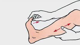 Почему бывают судороги в ногах. Методы лечения судороги ног. Упражнения