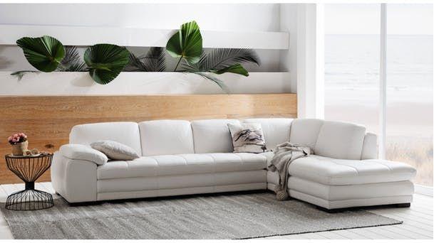 Leather Lounges – Sofa, Modular Lounges, Leather Sofa | Domayne